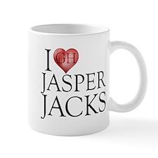 I Heart Jasper Jacks Mug