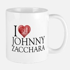 I Heart Johnny Zacchara Mug
