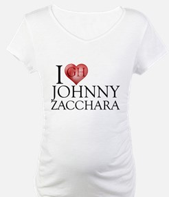 I Heart Johnny Zacchara Shirt