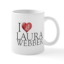 I Heart Laura Webber Mug