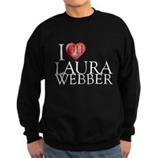 I Heart Laura Webber Dark Sweatshirt