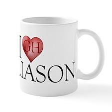 I Heart Liason Mug