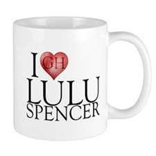 I Heart Lulu Spencer Mug