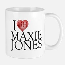 I Heart Maxie Jones Mug