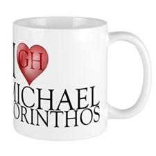 I Heart Michael Corinthos Mug