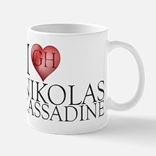 I Heart Nikolas Cassadine Mug