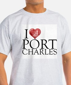 I Heart Port Charles T-Shirt