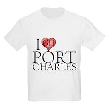 I Heart Port Charles T-Shirt