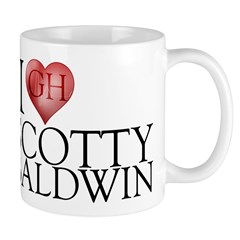 I Heart Scotty Baldwin Mug