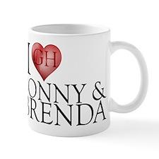 I Heart Sonny & Brenda Mug