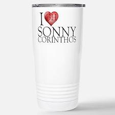 I Heart Sonny Corinthos Travel Mug