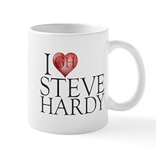 I Heart Steve Hardy Mug
