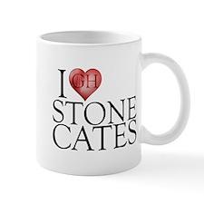 I Heart Stone Cates Mug