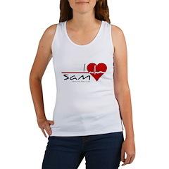 I Heart Sam Women's Tank Top