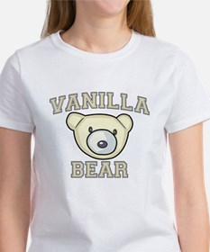 Vanilla Bear Women's T-Shirt