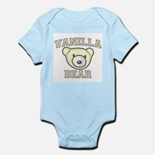 Vanilla Bear Infant Bodysuit
