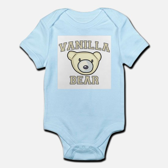 Vanilla Bear Infant Bodysuit