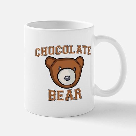 Chocolate Bear Mug