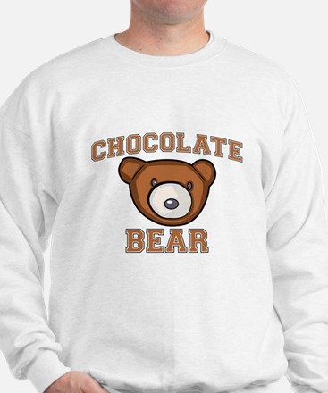 Chocolate Bear Sweatshirt