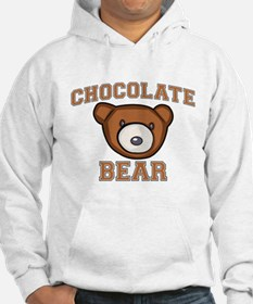 Chocolate Bear Jumper Hoody