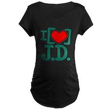 I Heart J.D. T-Shirt