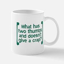 Two Thumbs Mug