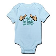 Two Thumbs Infant Bodysuit