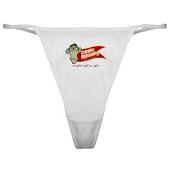 Code Monkey This One Classic Thong