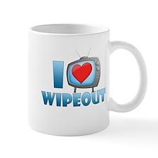 I Heart Wipeout Mug