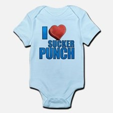 I Heart Sucker Punch Infant Bodysuit