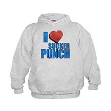 I Heart Sucker Punch Hoodie