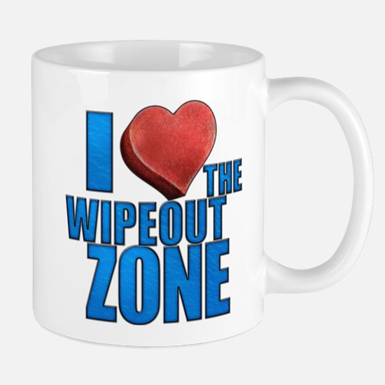 I Heart the Wipeout Zone Mug
