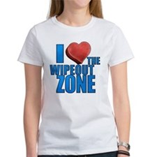 I Heart the Wipeout Zone Tee