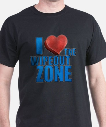 I Heart the Wipeout Zone T-Shirt