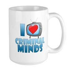 I Heart Criminal Minds Mug