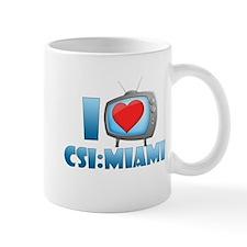 I Heart CSI: Miami Mug