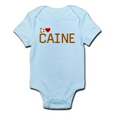 I Heart Caine Infant Bodysuit