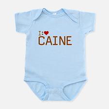 I Heart Caine Infant Bodysuit