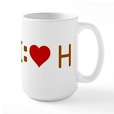 I Heart H Mug