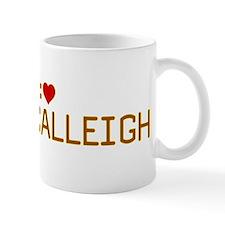 I Heart Calleigh Mug