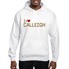 I Heart Calleigh Hoodie