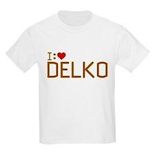 I Heart Delko T-Shirt