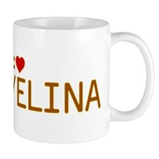 I Heart Yelina Mug