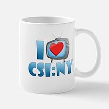 I Heart CSI: NY Mug