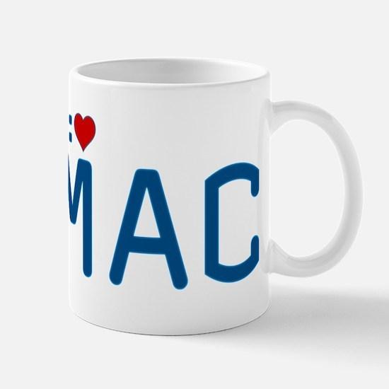 I Heart Mac Mug