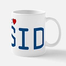 I Heart Sid Mug