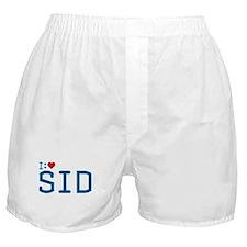 I Heart Sid Boxer Shorts
