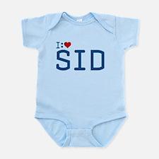 I Heart Sid Infant Bodysuit