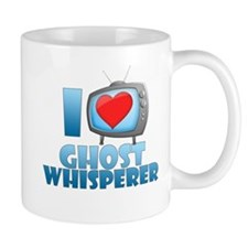 I Heart Ghost Whisperer Small Mug