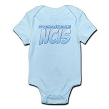 I'd Rather Be Watching NCIS Infant Bodysuit